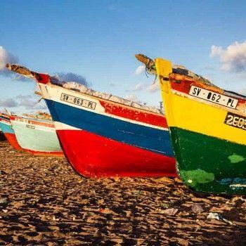 África Costa Oeste