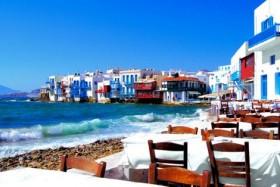 Isla de Mykonos - Islas Griegas - Grecia