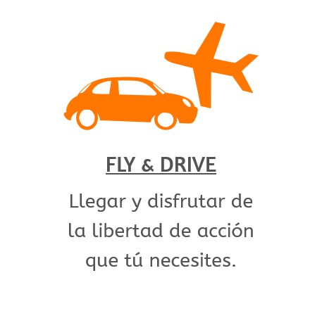FLY AND DRIVE